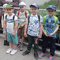 Wycieczka do zoo i Multikina