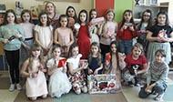 Dziewczęcy salon piękności
